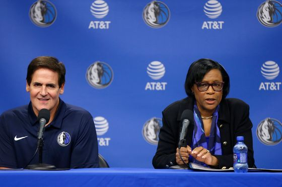 The Dallas Mavericks' New CEO Is Cleaning Up a #MeToo Mess
