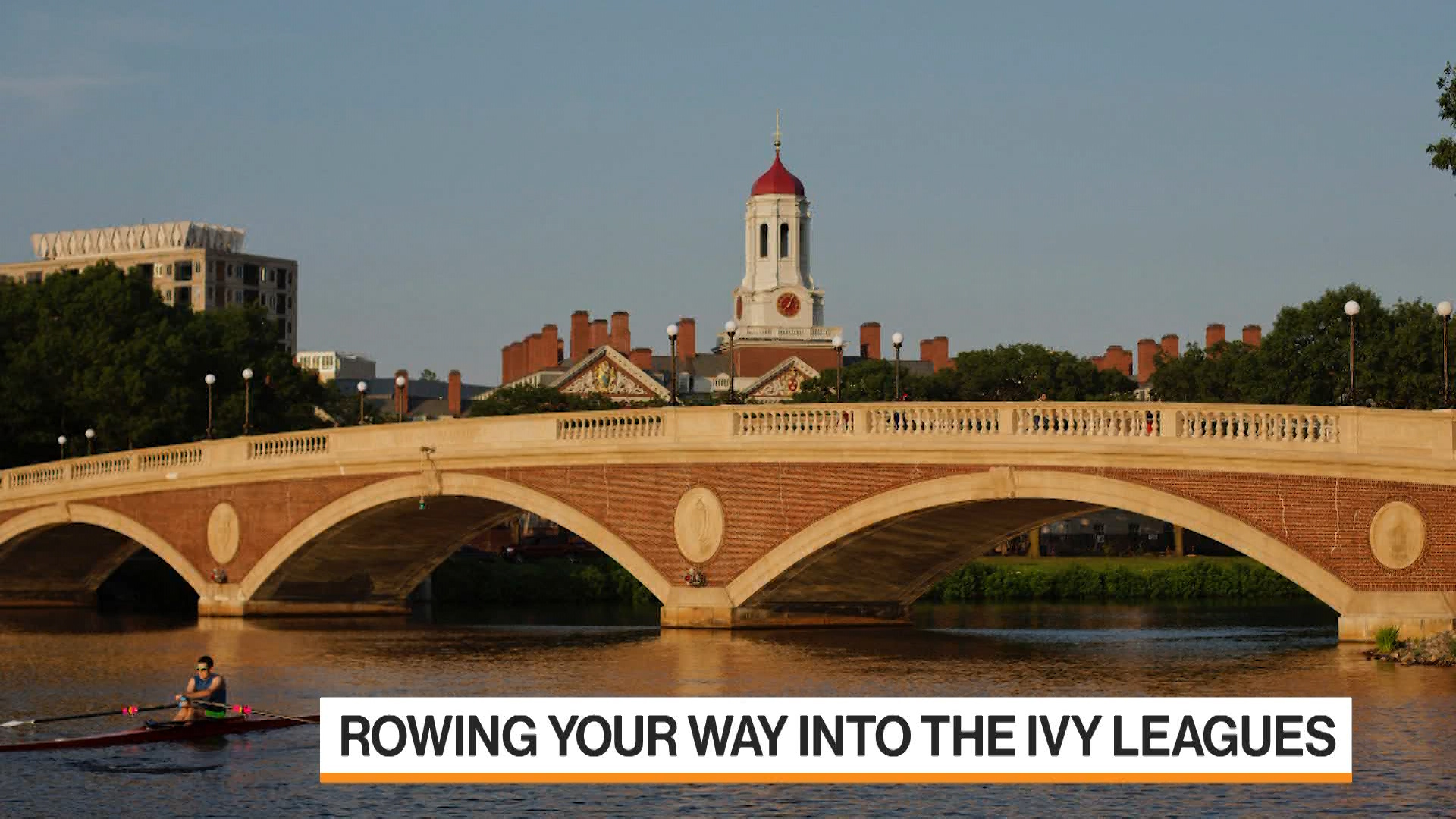 How to Get Into Ivy League School? Start With Crew, Golf