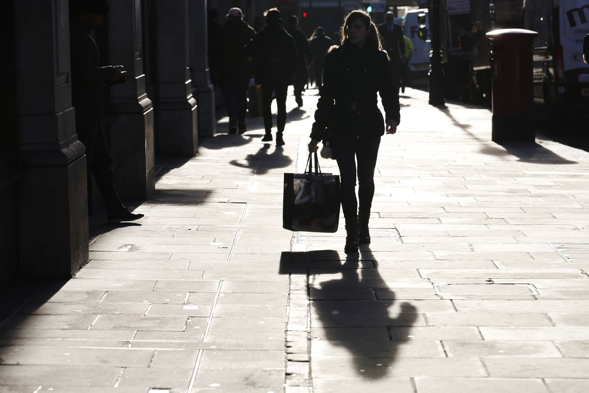 U.K. Retailers Haven't Been This Worried Since 2009 Recession