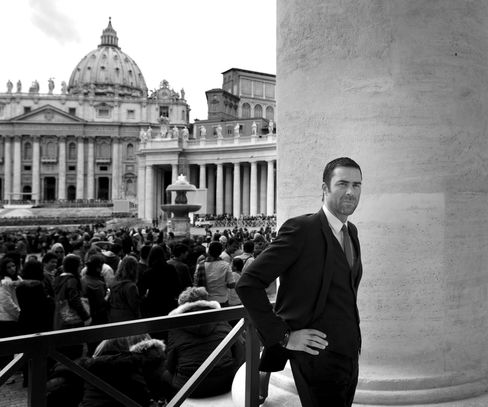 The Vatican has named René Bruelhart as chief financial regulator.