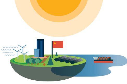 Firing Up China's Solar Market