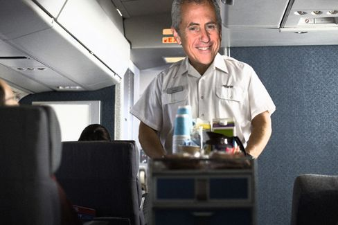 Delta Taps Danny Meyer to Make Airline Food Taste Less Like Airline Food