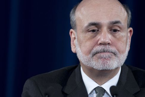 Bernanke Unsatisfied With Jobless Drop as Bond Buying Maintained