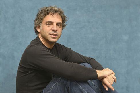 Israeli author Etgar Keret