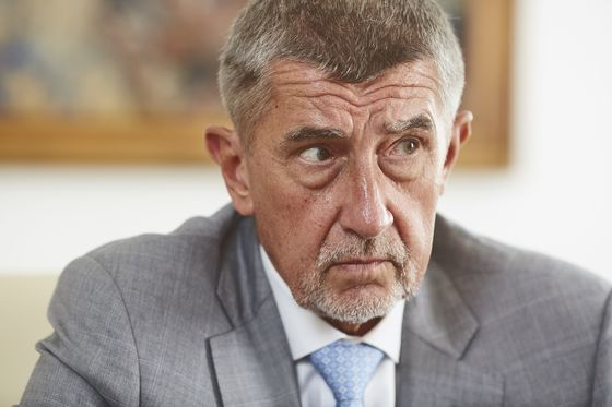 Billionaire Czech Prime Minister Vows to Fight EU Conflict Probe