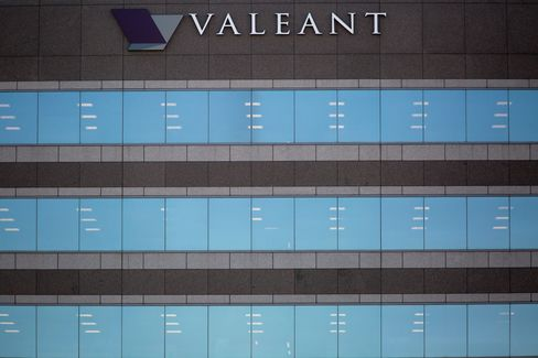 Valeant Pharmaceuticals Headquarters As Investors Rise To Its Defense