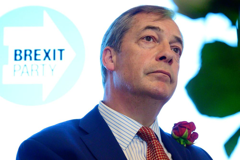 bbf0d36201a4 Brexit Party and Nigel Farage Are Coming After the Conservatives ...