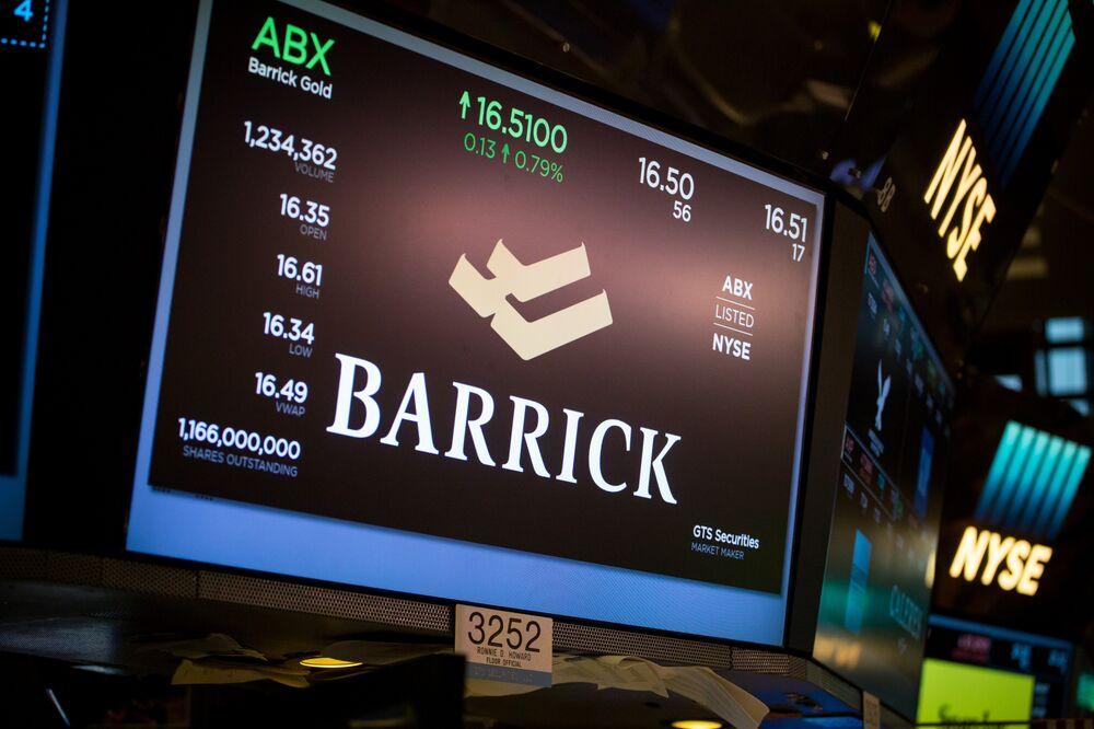 Barrick Exit Raises Power Questions at Biggest Gold Miner