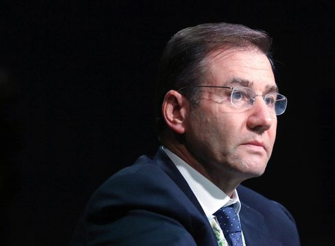 Ivan Glasenberg, chief executive officer of Glencore.