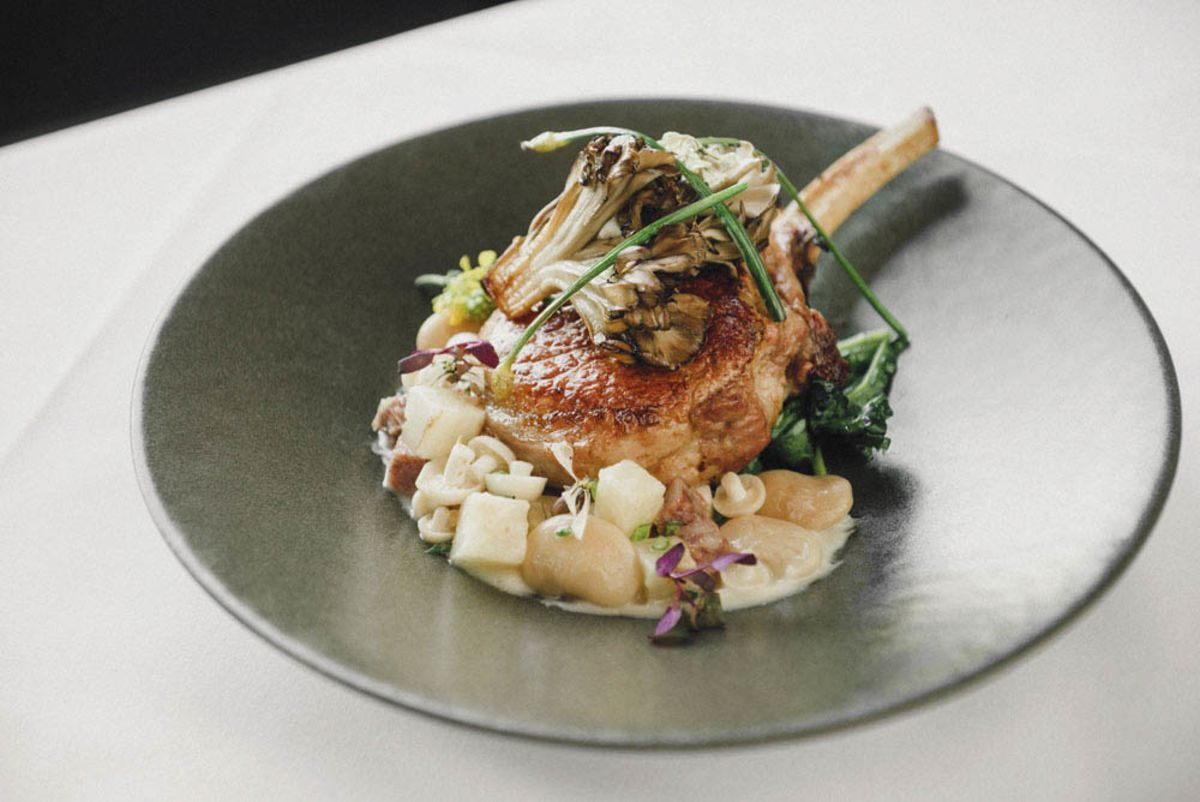 Eight Restaurants You Must Try in San Francisco's Financial District