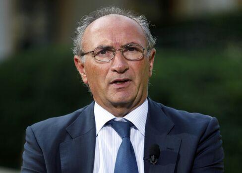UniCredit SpA CEO Federico Ghizzoni