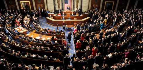 Congress Exits to Campaign Leaving Pileup of Issues