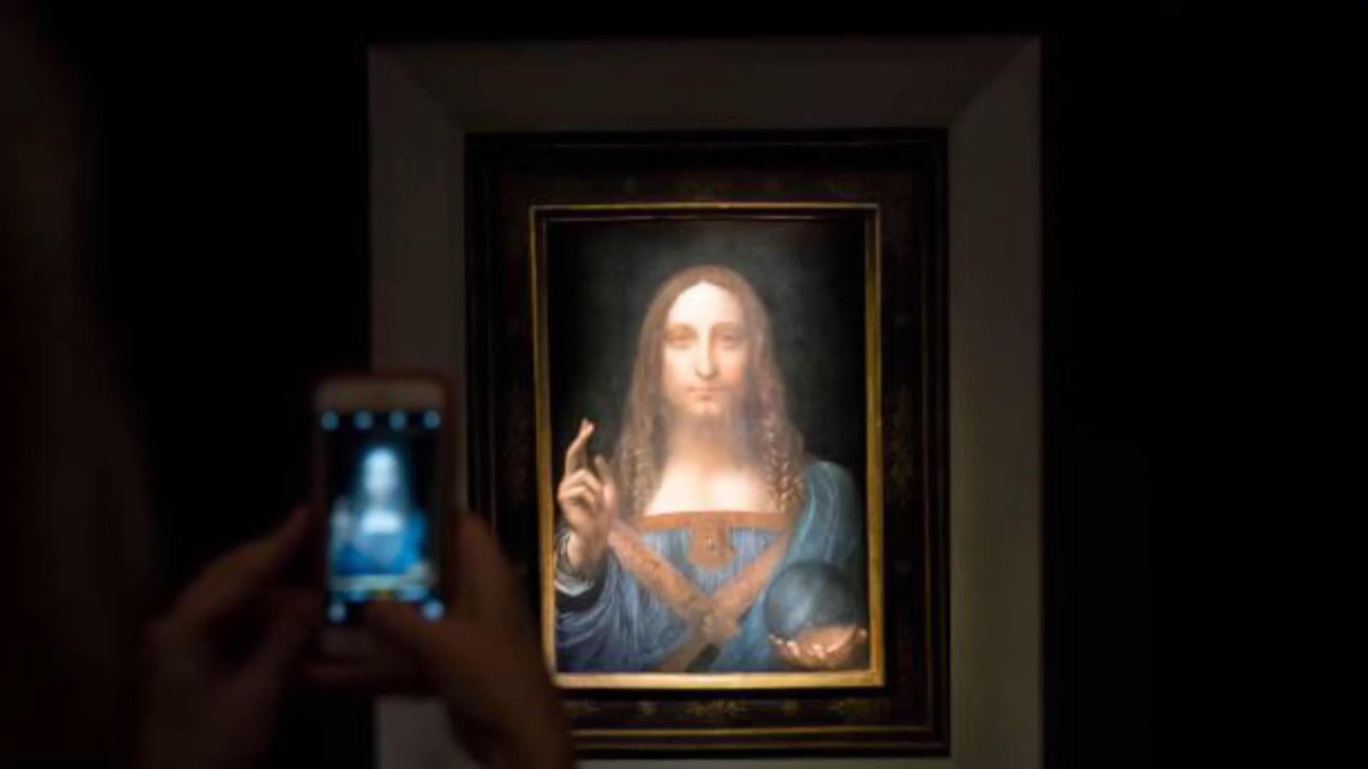 Da Vinci's $450 Million Masterpiece Is Kept on Saudi Prince's Yacht