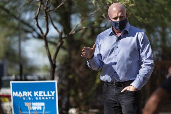 Democrat Mark Kelly Wins Arizona Senate Seat Once Held by McCain