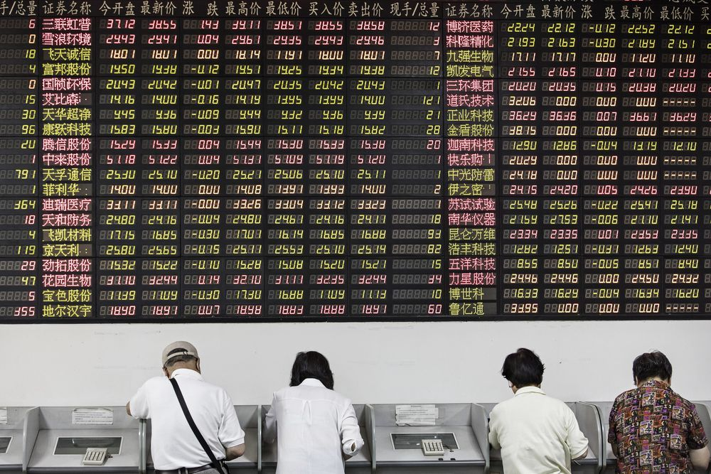 China's Breakneck Stock Rally Is About to Slow, Say Analysts
