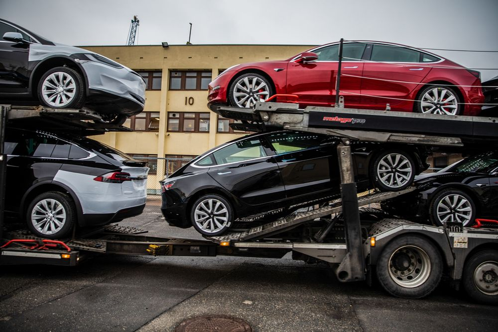 Tesla's Model 3 Shatters Record in Electric Car Crazy Norway