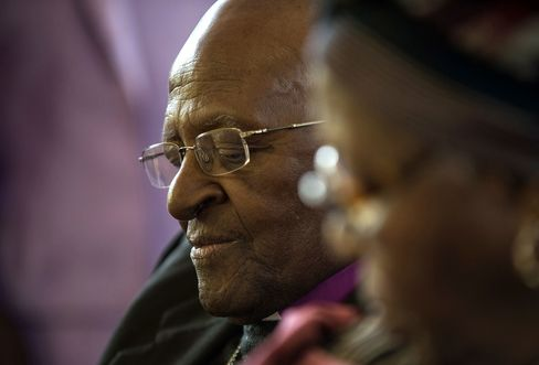 South African Archbishop Desmond Tutu Discharged From Hospital