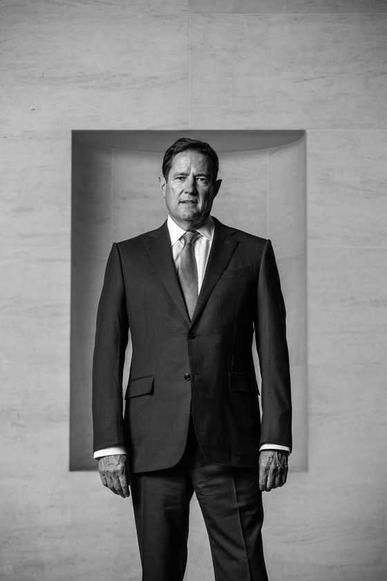 Jes Staley Stakes Barclays's Future on Investment Banking