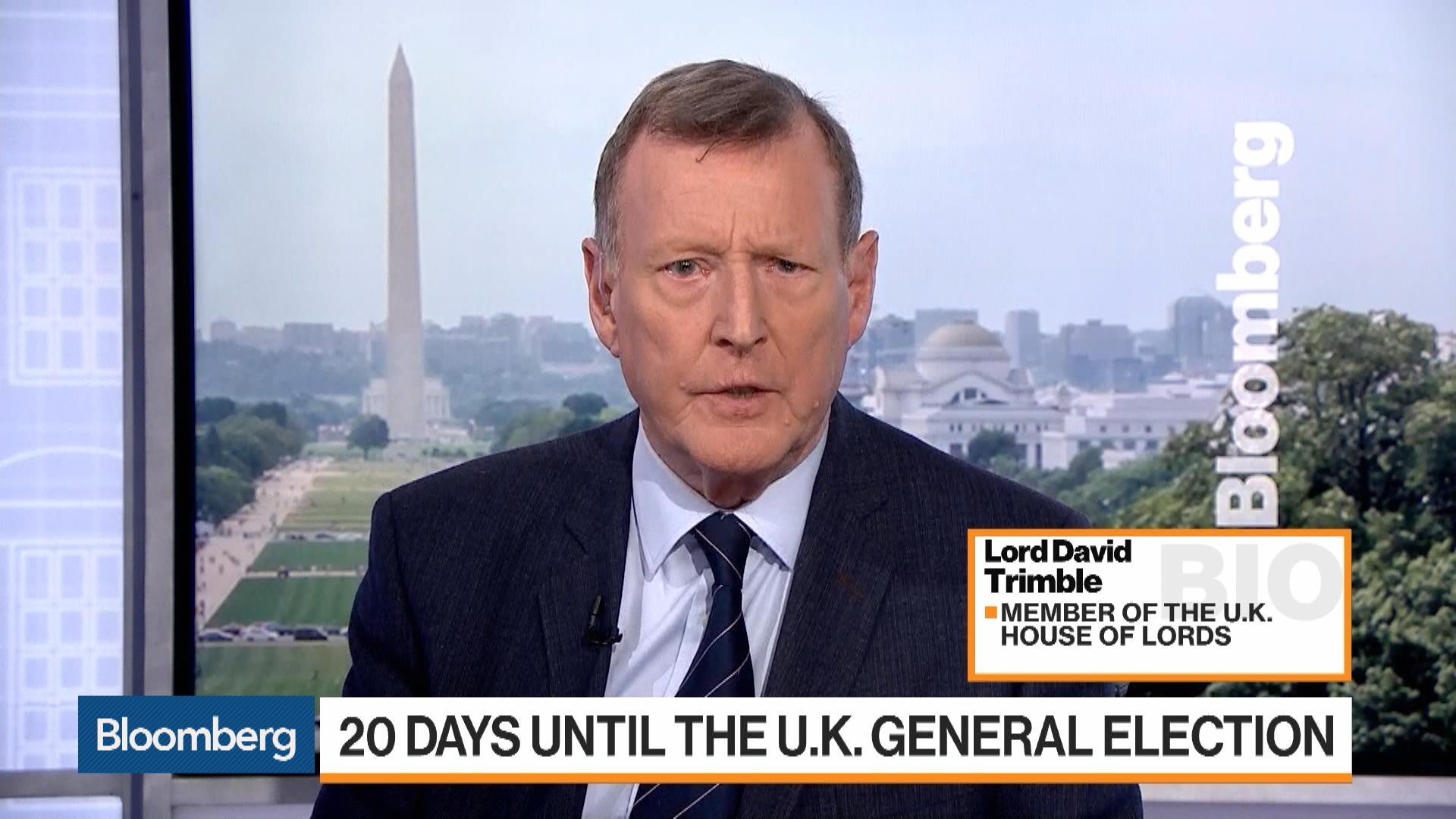No Conflict Between Brexit, Belfast Agreement: Lord David Trimble