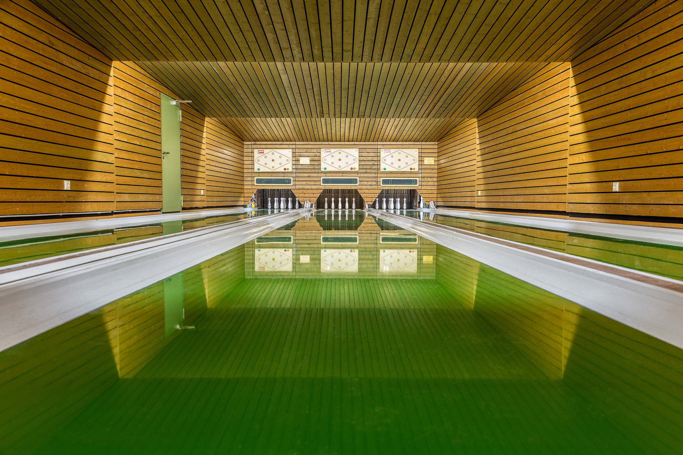 Stunning Modern Palaces for an Ancient Sport