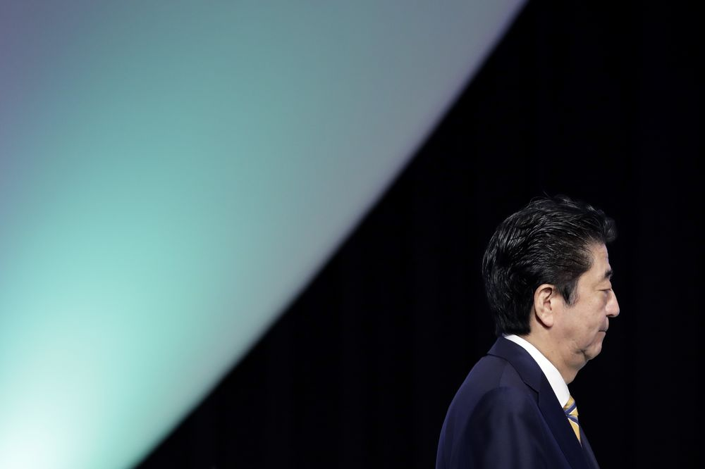 Japan's Abe Open to Talks With Kim Jong Un Without Preconditions