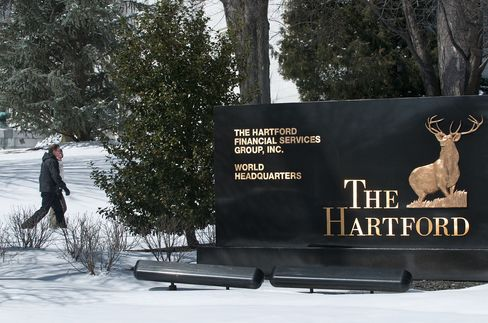 Hartford to Halt Annuity Sales Following Paulson Pressure