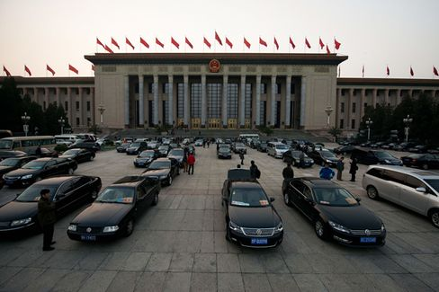 After Soothing Bromides, China Will Unveil Leadership