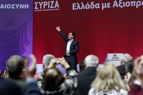 The Syriza Party