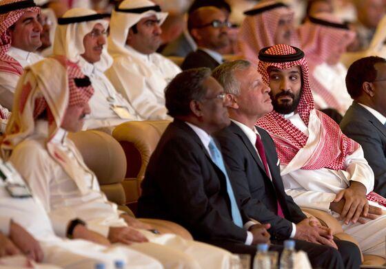Under Khashoggi Shadow, Saudis Put Best Face on Business Summit