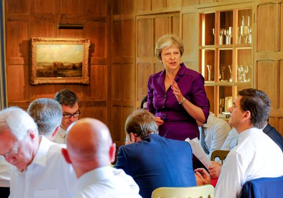 May's Brexit Plan: The Details, The Overtures and The Meaning