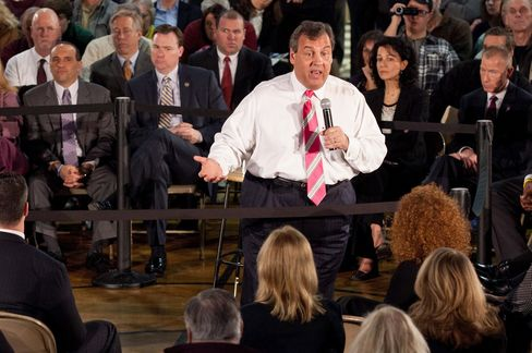 Governor of New Jersey Chris Christie