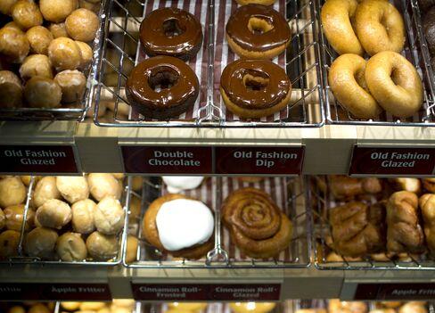 3G Capital Chases Doughnut Chain