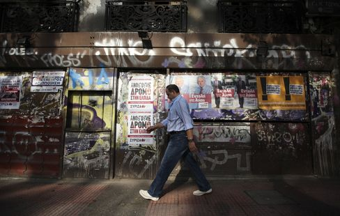 Greek Election Will Have 9.9 Million Eligible Voters on June 17