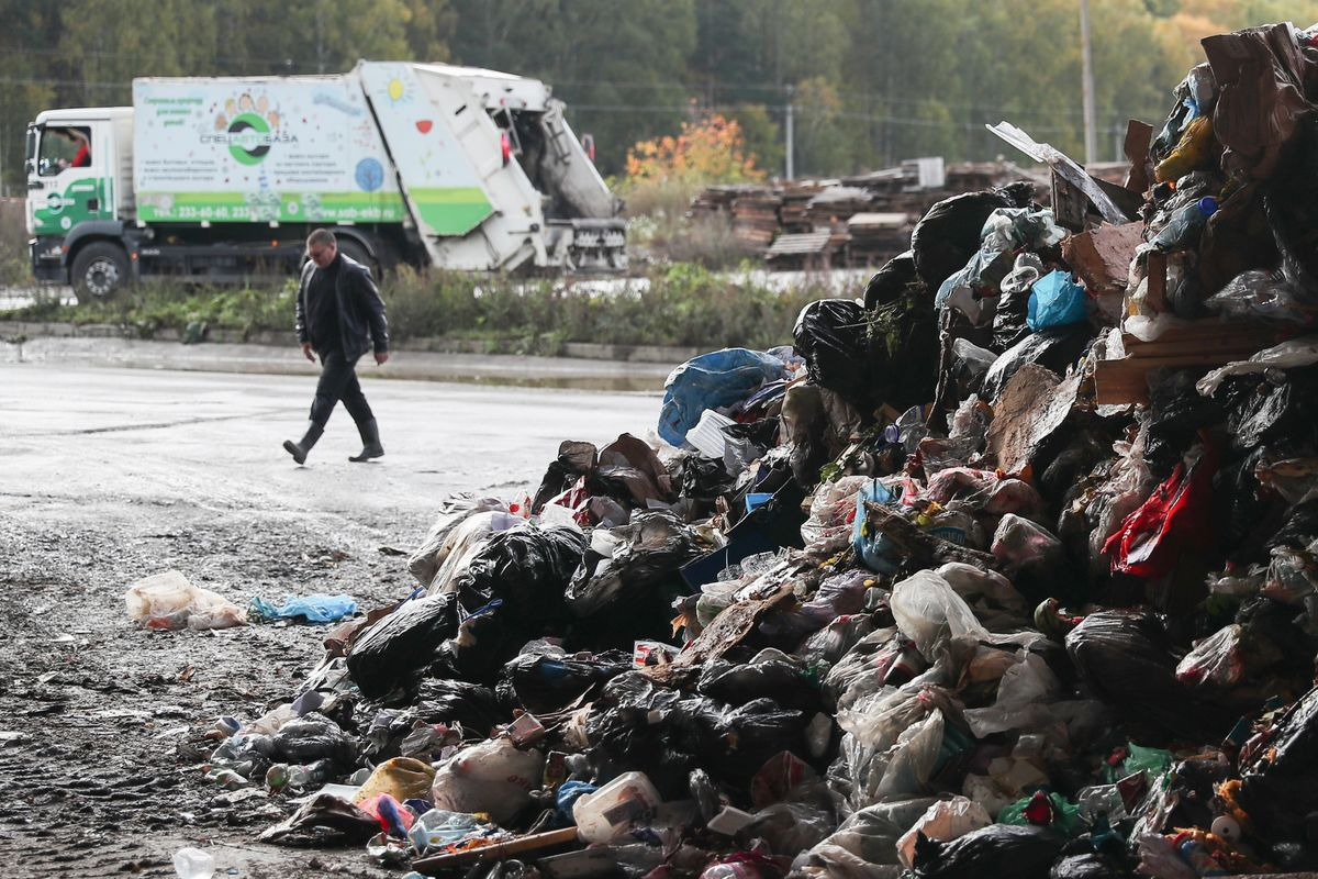 Gulf Monarchies Are Buying Into Russia's Trash Revolution