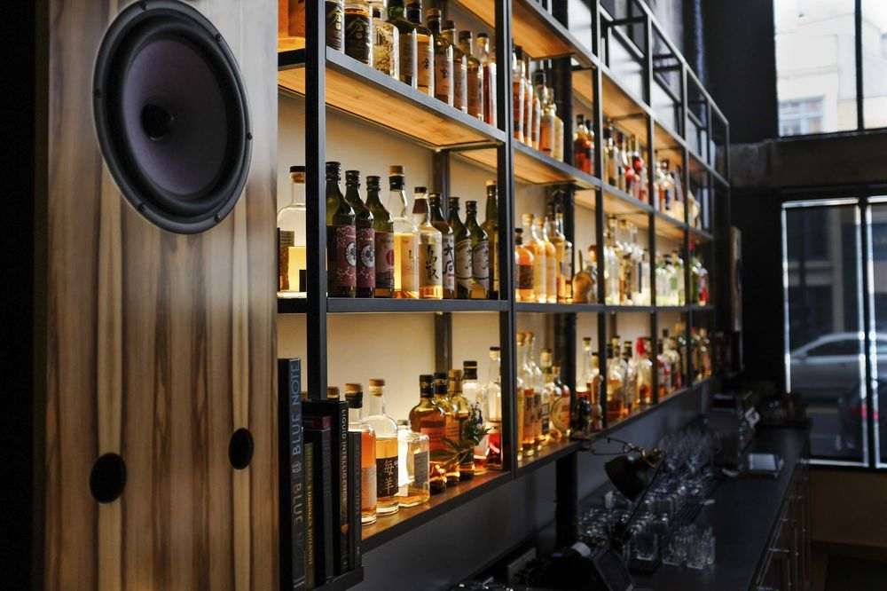 Hi-Fi Listening Bars: Eclectic Music, Epic Sound at Cocktail Hour