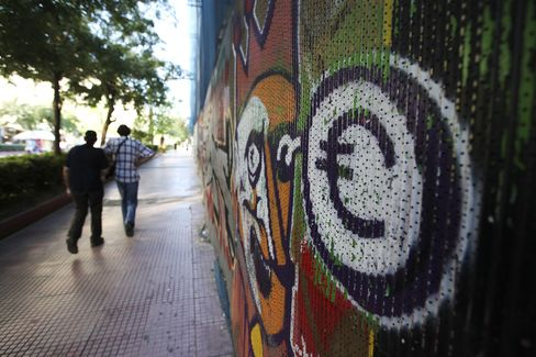 Greece Back at Center of Euro Crisis