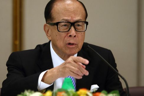 Billionaire Li Ka-shing Announces Plans To Revamp And Combine Cheung Kong Holdings Ltd. And Hutchison Whampoa Ltd. Businesses