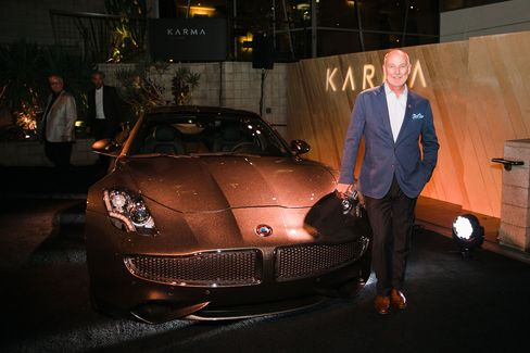 James Taylor is the chief revenue officer of Karma Automotive.