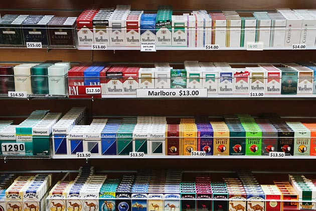 Designers Imagine Ways To Hide Cigarettes In Nyc Stores Bloomberg