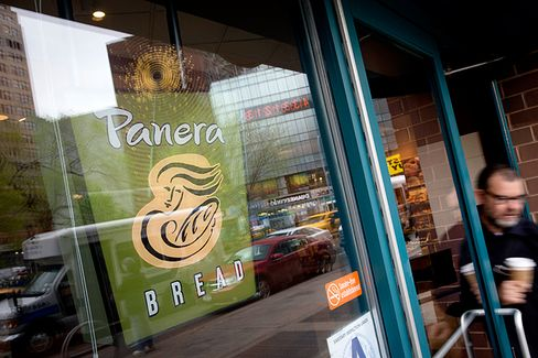 Panera Tries to Speed Up for Its Move Into Cities