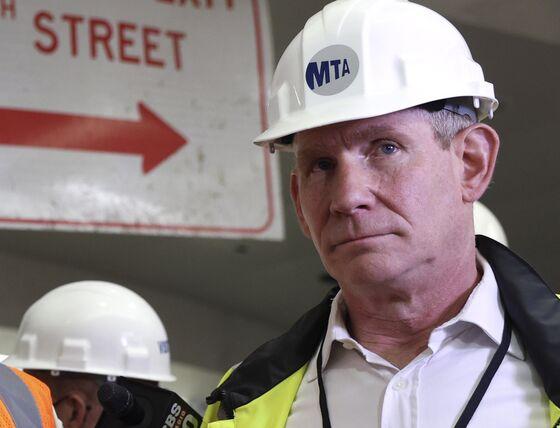 New York MTA Splits Leadership Role Amid Ridership Struggles
