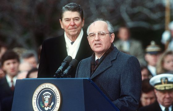 U.S. Sets Two-Month Deadline on Russia Over 1987 Nuclear Treaty