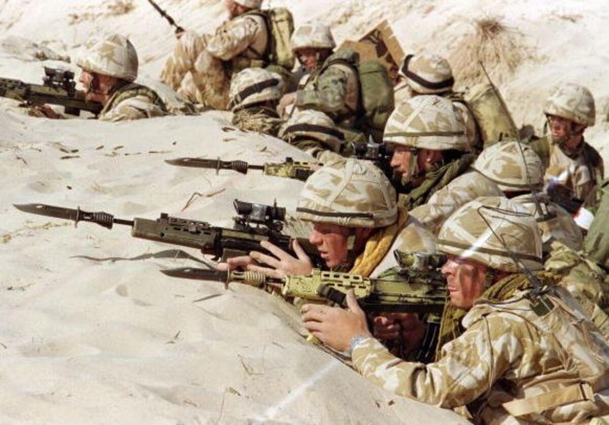The Less-Bad Gulf War?
