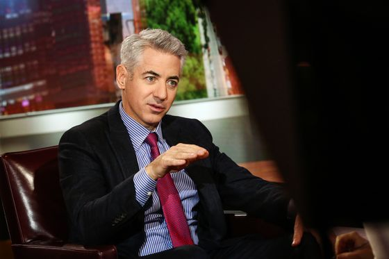Ackman Says SPAC Will Miss First-Quarter Target for Deal