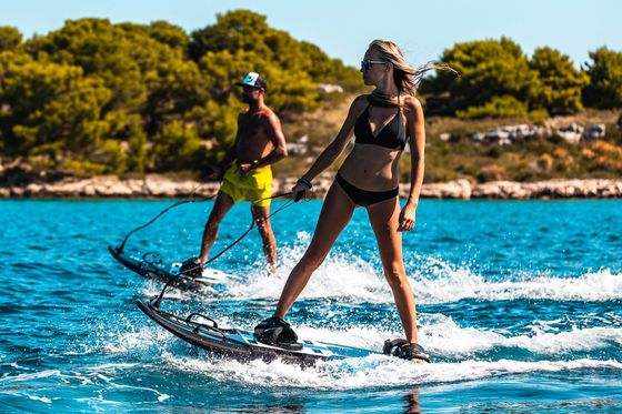 Motorized Surfboards Are Great If You Have More Money Than Time