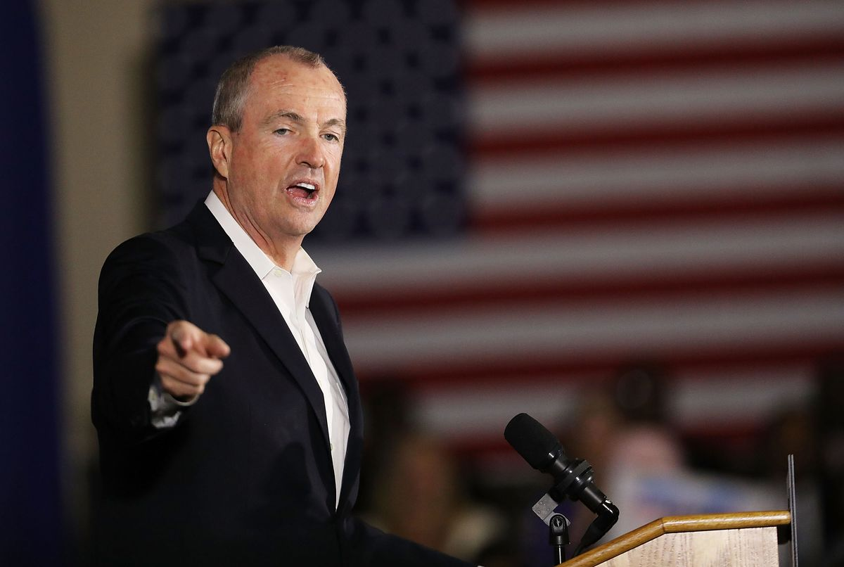 Murphy Chips at Christie's Legacy on Energy, Marijuana, Health