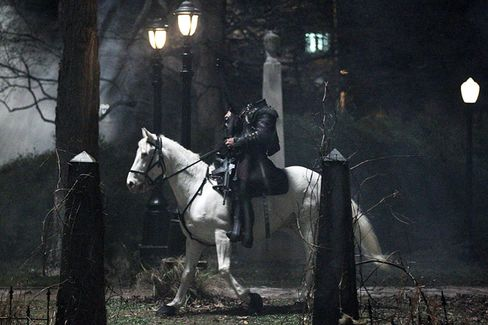 Fox's Sleepy Hollow Is Heads Above the Competition