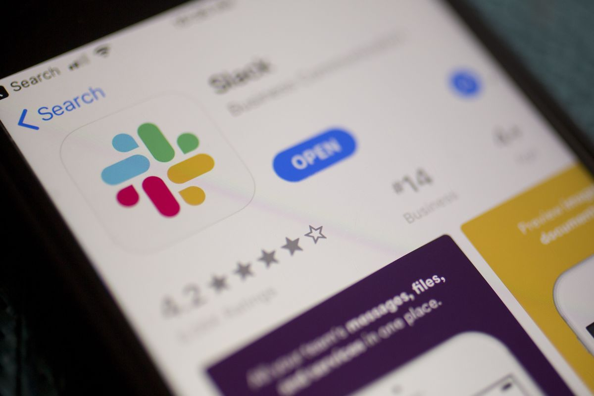 Techmeme: Slack's final quarterly results ahead of its IPO