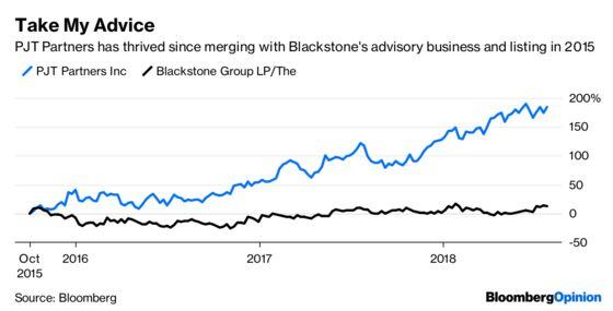 Studzinski's Exit Says Something About Blackstone