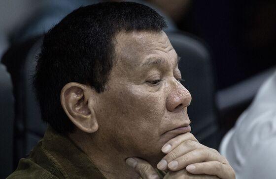 Duterte's Political Future Hinges on Philippine Pandemic Rebound
